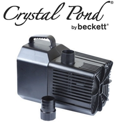 Beckett 1250 gph Waterfall Pump with Auto-Shutoff