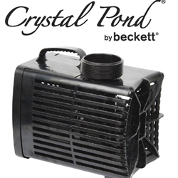 Beckett 4700 gph Waterfall Pump with Auto-Shutoff