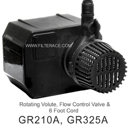 Beckett GR325A Wet Saw Pump 115Volt